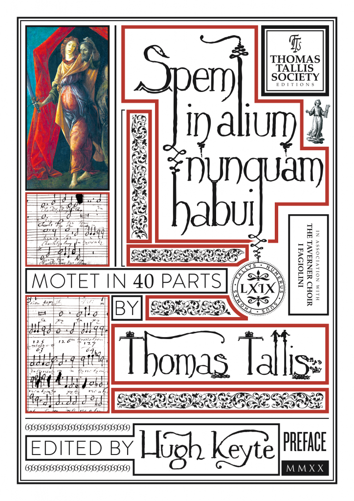 TTS Edition - Spem in alium